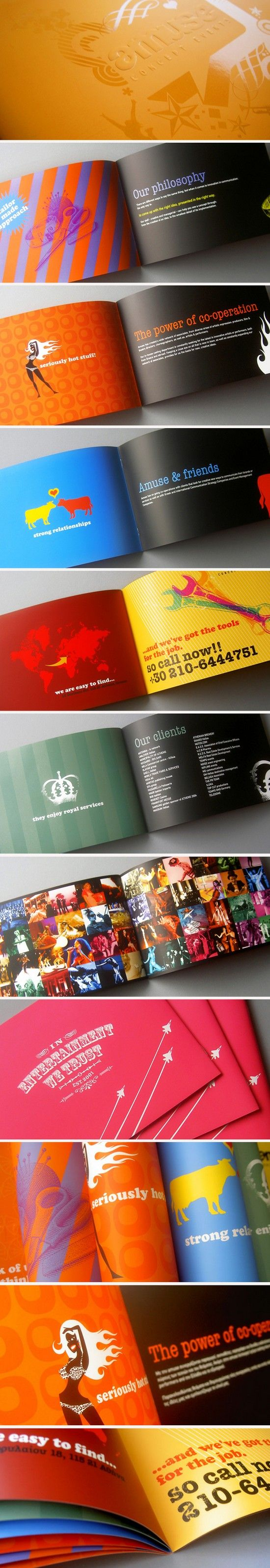 Cool Catalogue & Brochure Design | Bloggs74