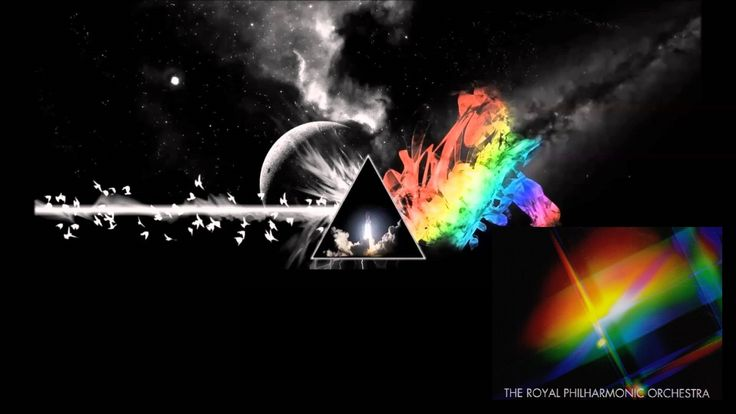 The Royal Philharmonic Orchestra - The Symphonic Pink Floyd