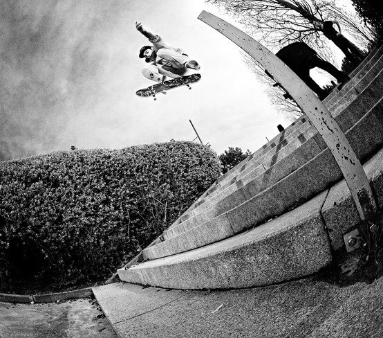 ALFREDO URBÓN switch fs flip #xkaters #skate