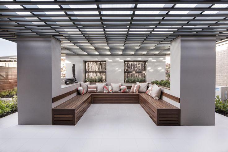 Palisades - Simonds Homes #interiordesign #alfresco