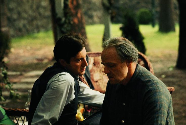 Godfather Scenes | ... of emphasis during a scene in The Godfather . Which scene was that