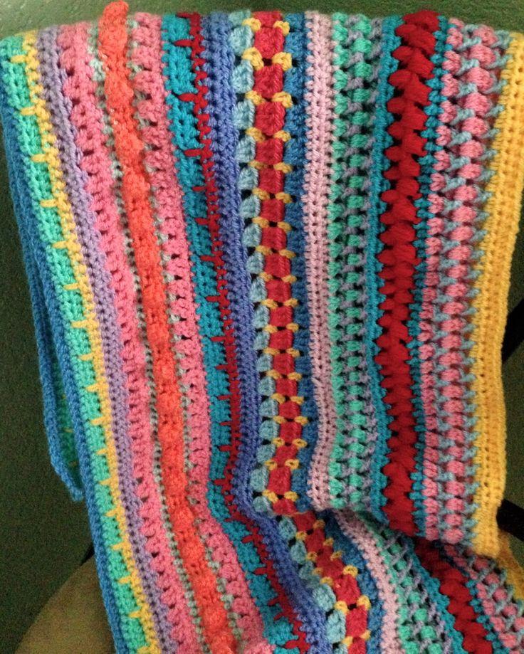 Crochet Stitches Multiples : ... Stitches, Mca Multi Stitches, Afghans S Blankets Crochet, Crochet