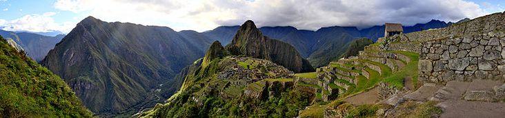 Machu Picchu - Wikipedia, the free encyclopedia