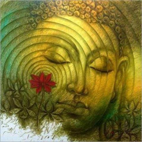 O Sagrado... A RESPIRAÇÃO: A respiração é a ponte que liga a vida à consciência, que une o seu corpo para seus pensamentos. Sempre que sua mente torna-se dispersa, use sua respiração como os meios para tomar posse de sua mente novamente. Thich Nhat Hanh: