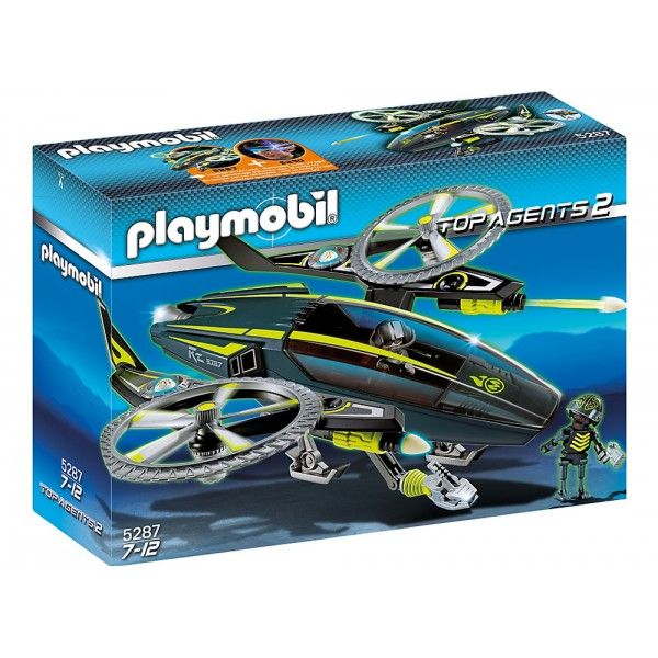 PLAYMOBIL 5287 Razorcopter των Mega Masters
