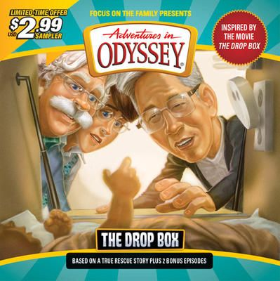 Adventures in Odyssey Sampler - All new episode featuring a story about The Drop Box! And we hear from the Washington Family.