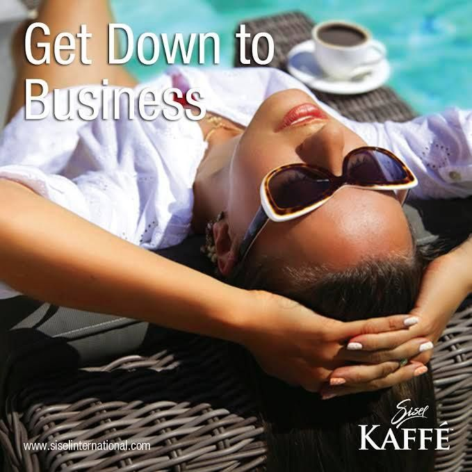 Enjoy the benefits of working with the best coffee out there. Get down to business with Sisel Kaffé. #SiselKaffé #Coffee http://www.siselkaffe.com/