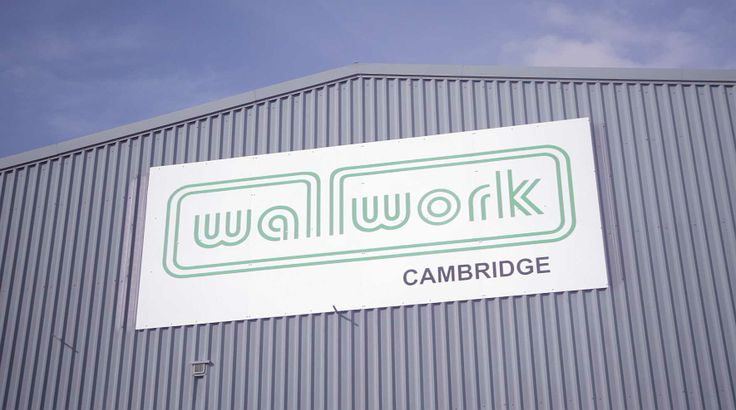 Wallwork Re-Brand of Cambridge Coatings Division Takes Off at Farnborough Airshow