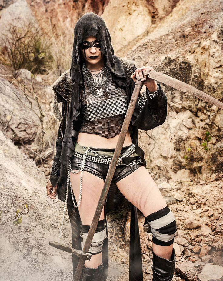 apocalyptic road warrior - photo #7