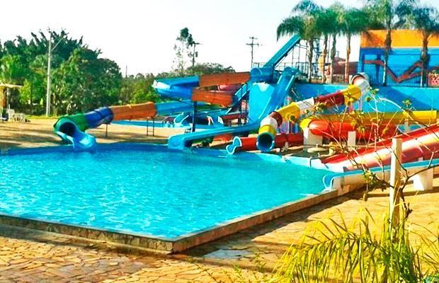 Piracicaba/SP: Day Use em Parque Aquático para até 5 Pessoas