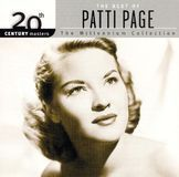 20th Century Masters: The Millennium Collection: Best of Patti Page [CD]