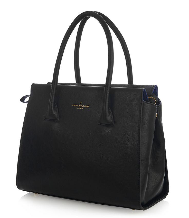 Bethany Cranleigh Handtassen Pauls Boutique, ook te koop bij Konijnendijk Mode https://www.konijnendijkmode.nl/pauls-boutique-tas-bethany-cranleigh-pbn125002-black