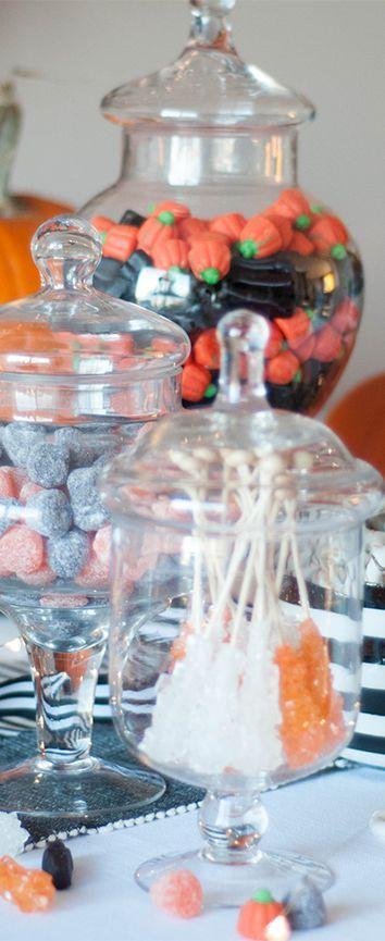 Halloween - Venue & Menu