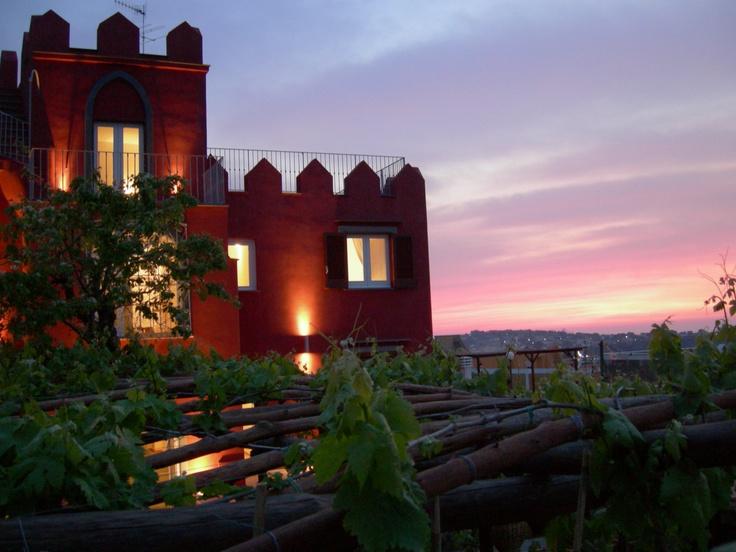 Hotel Albergo la Vigna - isola di Procida 4****  www.albergolavigna.it  info@albergolavigna.it   FB: www.facebook.com/albergolavigna