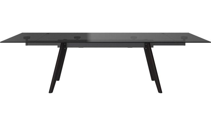 Обеденные столы - стол Monza с дополнительными столешницами - BoConcept