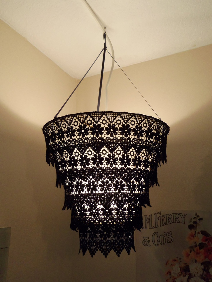 black lace chandelier 54 best Lamp Shade