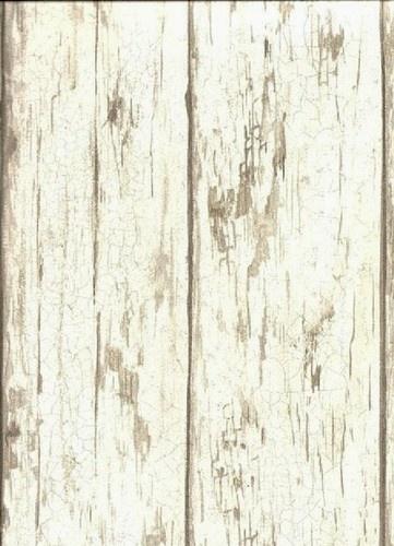 Peeling white wood planks 3 5 wallpaper 5815495 - Faux wood plank wallpaper ...