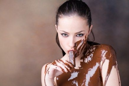 Life Without Chocolate Is Like A Beach Without Water. - See more at: http://justgetideas.com/100-happy-chocolate-day-quotes-to-celebrate-chocolate-day/9/#sthash.cktu4AGn.dpuf