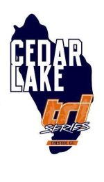 The Cedar Lake Tri Series will be a training series of 7 Sprint Triathlons, every other Thursday evening at 615 pm starting on May 26th continuing through August 18th. This series will be great for newbies to complete their first triathlon to Ironman finishers using this race as another training day.