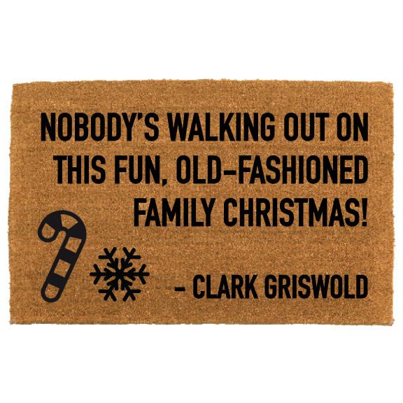 Funny Old Fashioned Quotes: Best 25+ Christmas Doormat Ideas On Pinterest