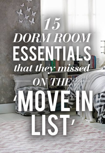 These should have been on the list! #college #packing #hacks