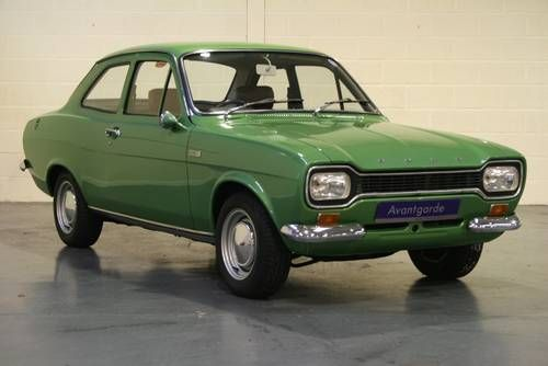 1970 Ford Escort MKI Lotus