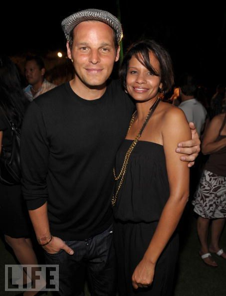 Justin and Keisha Chambers This actor who plays on Greys ...  Justin and Keis...