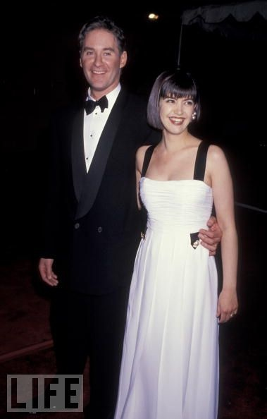 Kevin Kline And Wife Pheobe Cates Married Since Phoebe