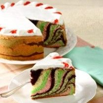 SPONGE CAKE RAINBOW VANILA http://www.sajiansedap.com/mobile/detail/13432/sponge-cake-rainbow-vanila