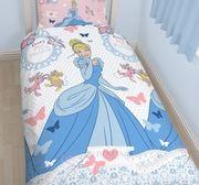 Prinsesser Askepott sengesett