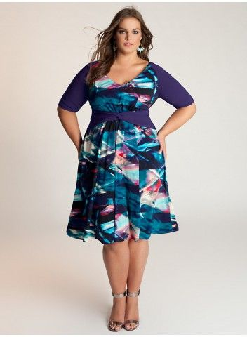 Plus Size Dress Plus Size Fashion Plus Size Clothing at www.curvaliciousclothes.com #plussize #fashion