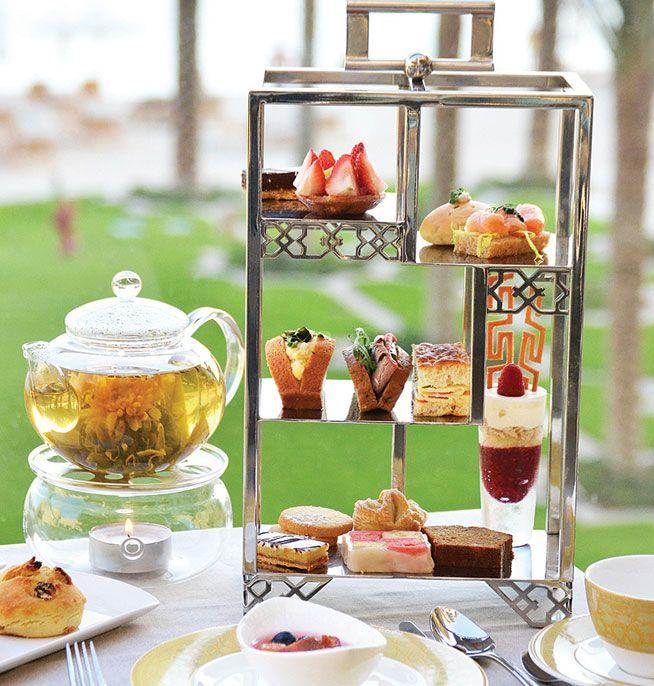 Fairmont Afternoon Tea