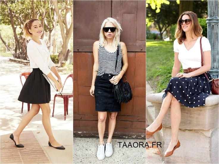 Premier rendez-vous : porter une jupe