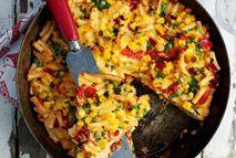 Baked vegetable frittata – Recipes – Slimming World