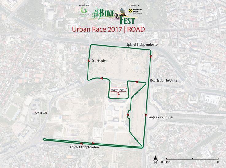 Urban Race | BikeFest 2017