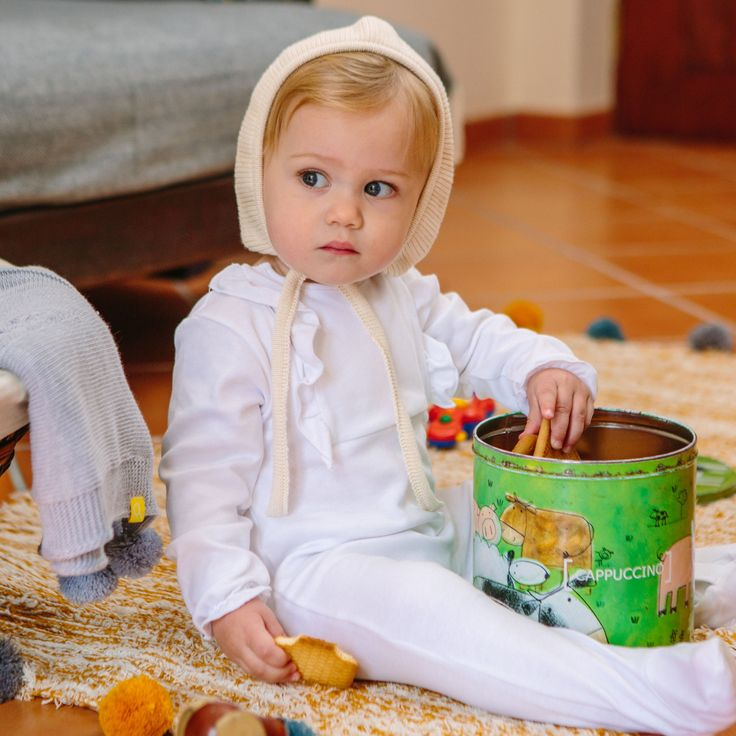 Babygrow Vitória | Le Petit Chiffon