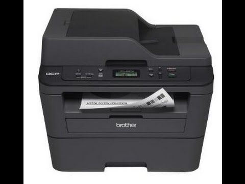 Brother DCPL2540DW Wireless Compact Laser Printer - I like it