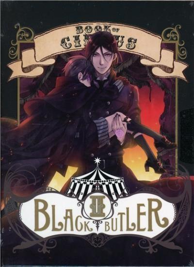 Black Butler Book of circus Volume 2