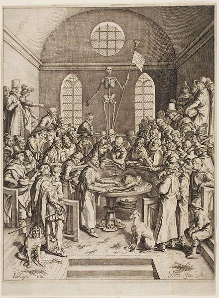 The Leiden anatomy theater