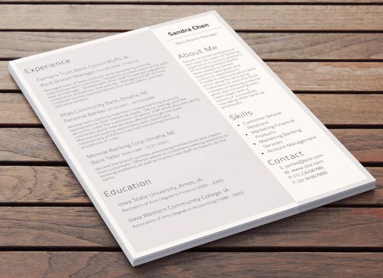 12 best Resume images on Pinterest Resume, Cover letters and Desks - baker resume
