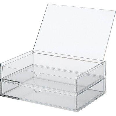 Acrylic Cases - $26.75
