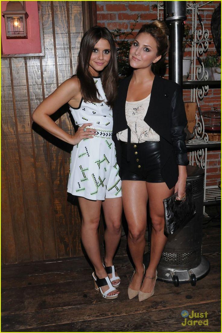 Alexandra Chando & Cassie Scerbo