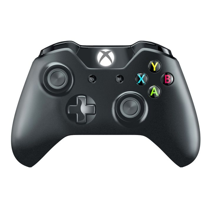 Microsoft Xbox Controller + Wireless Adapter for PC - Black (Cwt-00001)