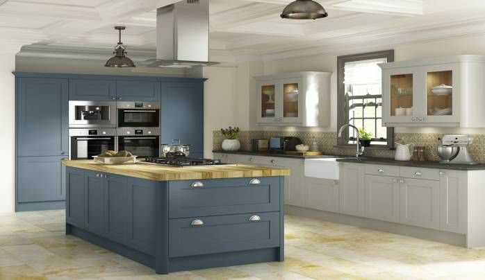 country blue kitchen cabinets 25 best ideas about blue grey kitchens on 5938