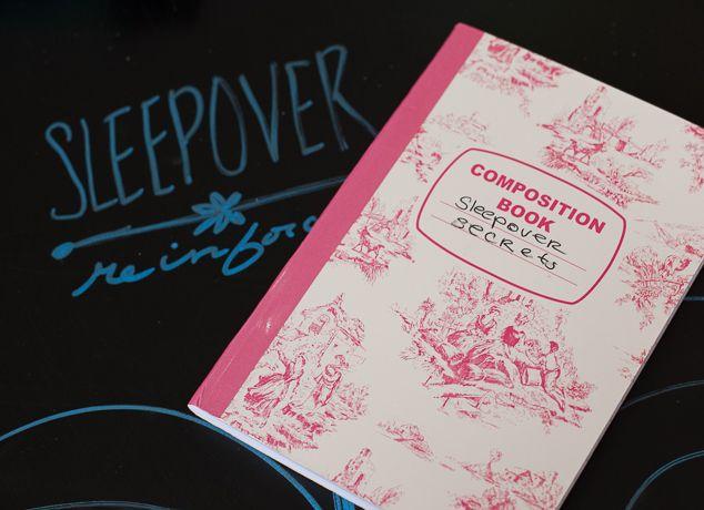 Sleepover secrets