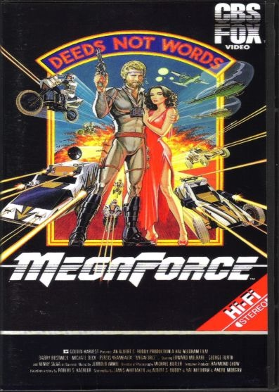 Flash Gordon imitators were aplenty in the 80's...