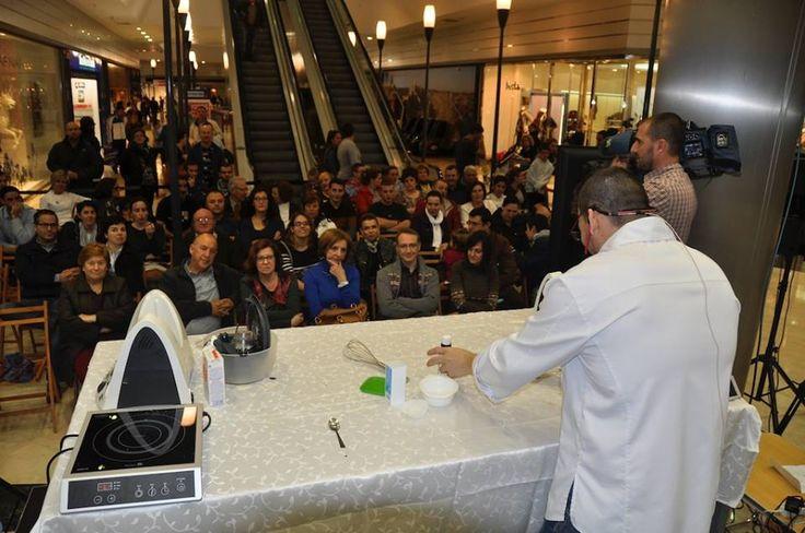 Chef Jesús Segura, cocinero revelación de Madrid Fusión 2012