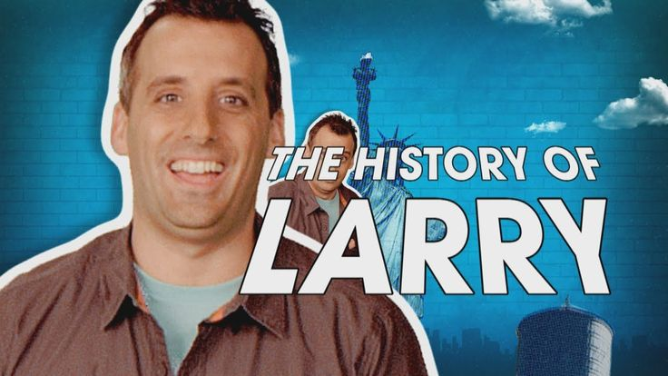 Impractical Jokers - The History Of Larry