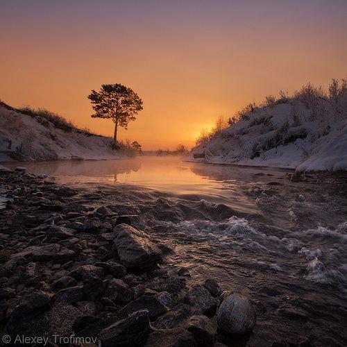 35PHOTO - Алексей Трофимов - Холодный поток