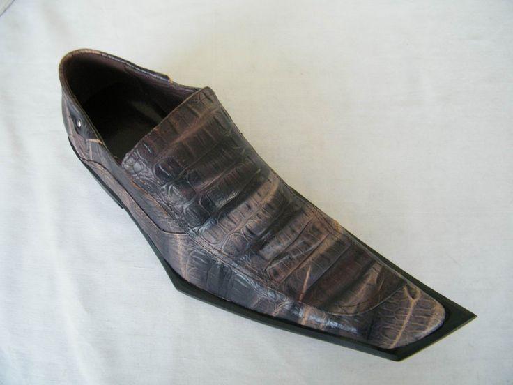zota s premium leather dress shoe center pointed